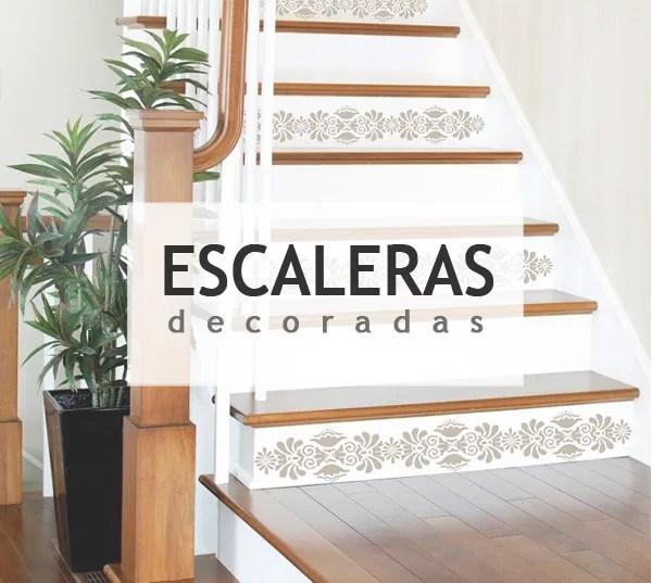 DIY DECORACIÓN DE ESCALERAS