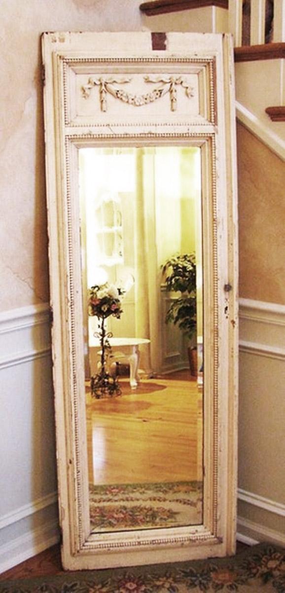 espejo con puerta