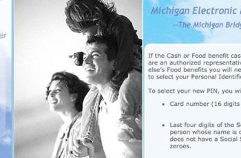 Michigan EBT Card Balance