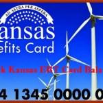 Kansas EBT Card Balance – Easy Way To Check Kansas EBT Card Balance