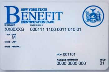 Food Stamps NY