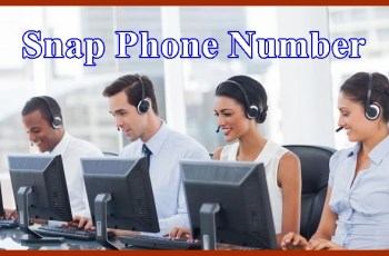 Snap Phone Number