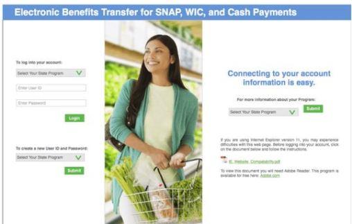 Check Pennsylvania EBT Card Balance