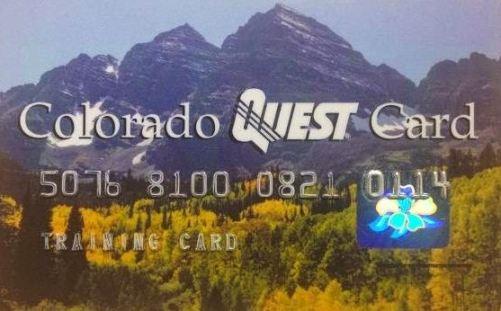 Colorado Quest Card Balance