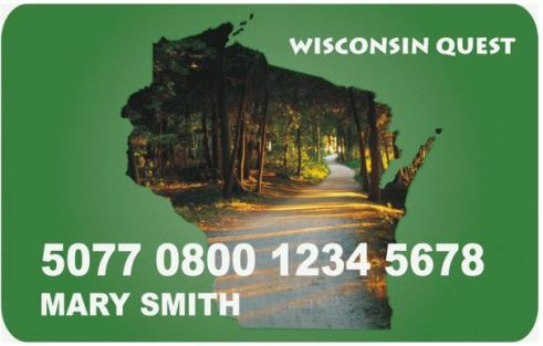 Wisconsin Quest Card Balance