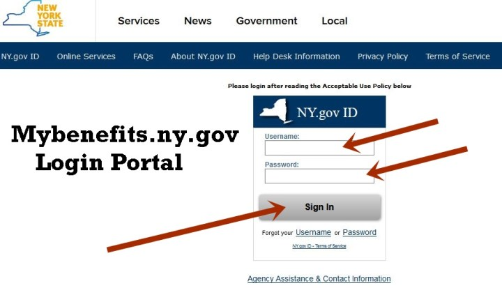 Mybenefits.ny.gov Login