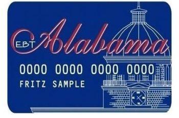 Replace Lost Alabama EBT Card