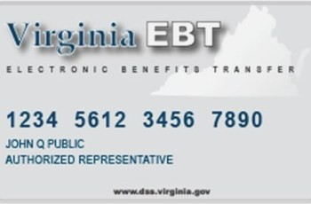 EBT West Virginia Payment Schedule