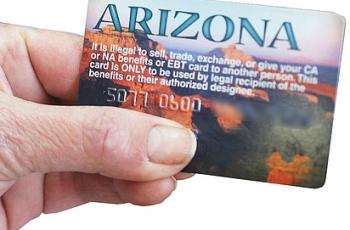 EBT Arizona Payment Schedule