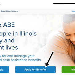 Illinois Application for Benefits Eligibility Login