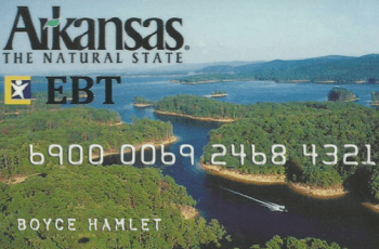 Arkansas ebt Check Balance