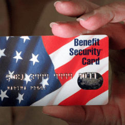 Replace Lost North Carolina EBT Card
