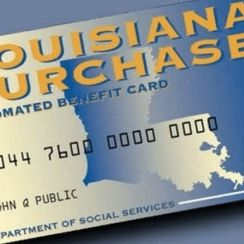 EBT Louisiana Payment Schedule