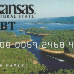 Replace Lost Arkansas EBT Card