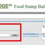 ebtEDGE Food Stamp Balance Check – www.ebtedge.com