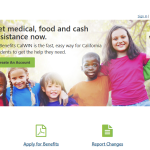 Access www.mybenefitscalwin.org To Apply For California CalWIN Benefits Online