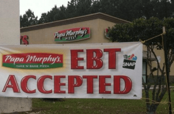 Fast Food Restaurants That Accept EBT Food Stamps