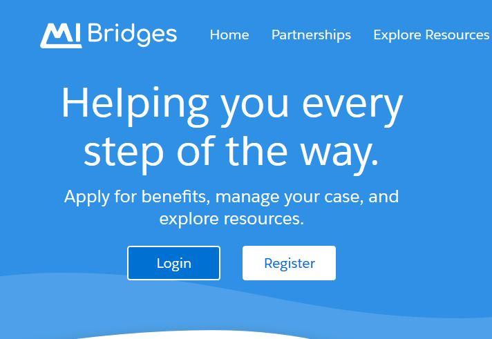 Michigan Bridges Login