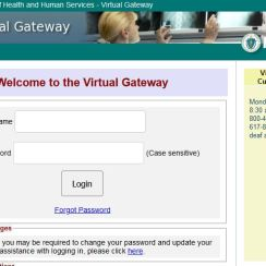Virtual Gateway Login