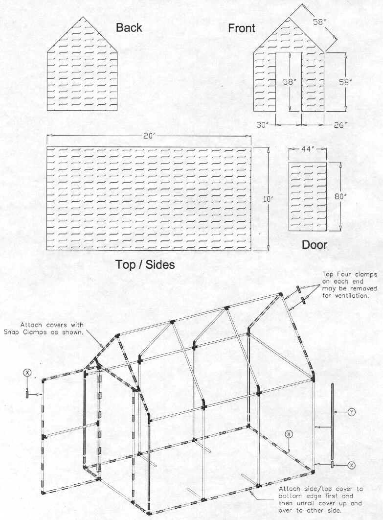 PDF Download Pvc Greenhouse Plans Free Plans Woodworking