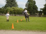 Gymkhana at Monnington
