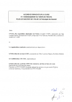 Accord de branche – Temps de travail – Personnel d'église – signé le 26-09-2017