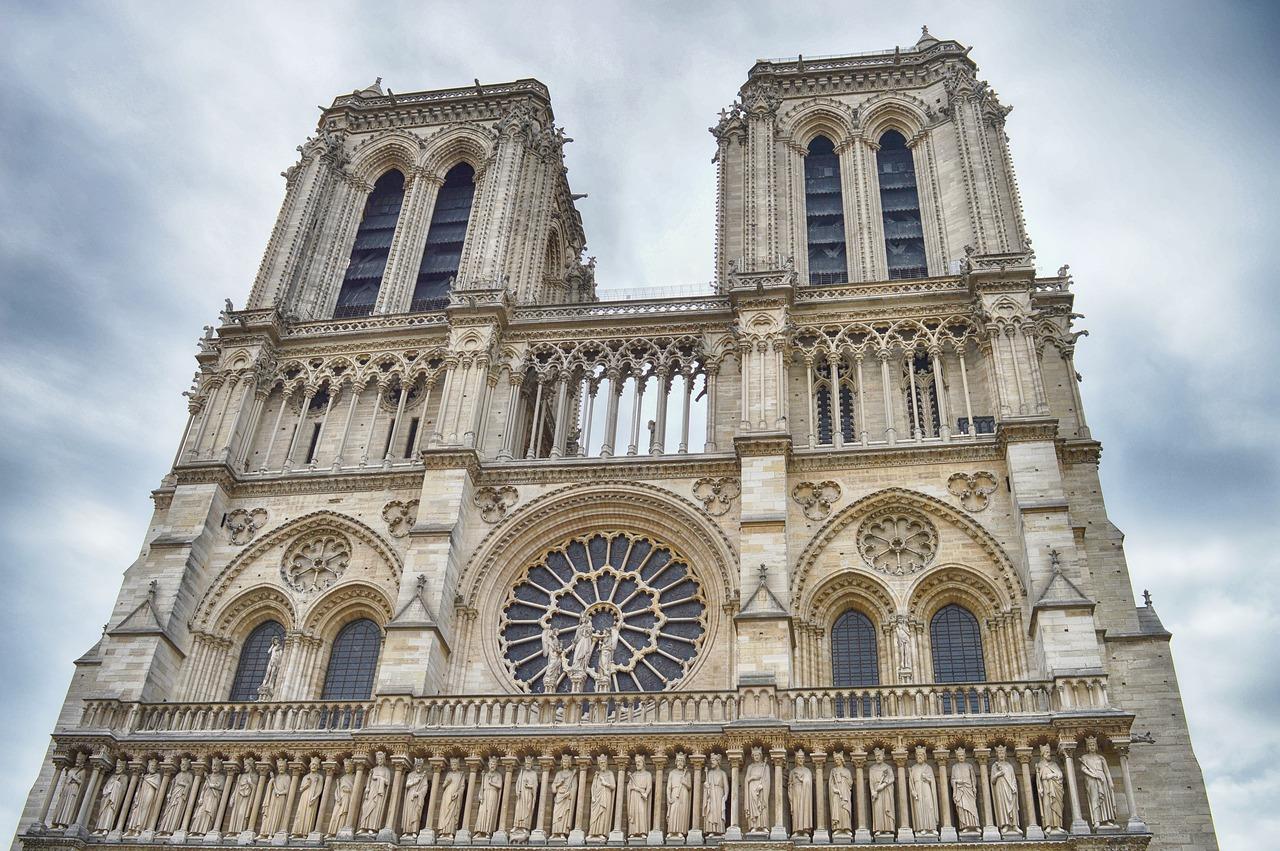 Incendie à Notre Dame