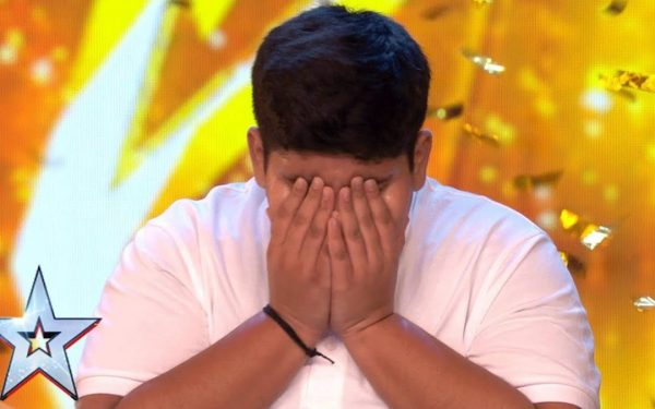 INCREDIBLE Akshat Singh dances his way to Ant & Dec's ...