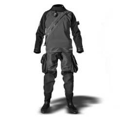חליפה יבשה E.Lite Plus - מבט מקדימה