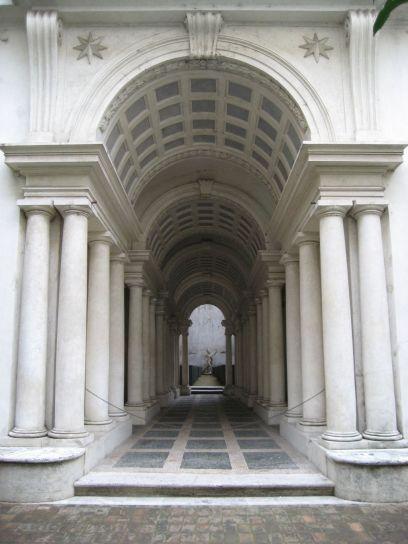 galleria prospettica palazzo spada