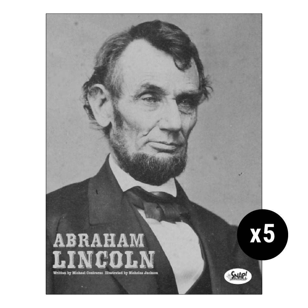 Abraham Lincoln 5 Pack