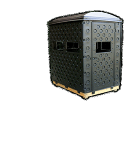 Snap Lock Hunting Blinds by Formex – THE NEXT GENERATION OF