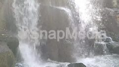 Adventure, Face, Land, Leisure Activities, Nature, Outdoors, Plant, Rainforest, River, Tree, Vegetation, Water, Waterfall