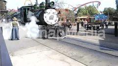 Freight Car, Locomotive, Passenger Car, Rail, Railway, Smoke, Steam Engine, Train, Train Station, Train Track