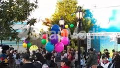 People,Pedestrian,Human,Festival,Face,Crowd,Clothing,Birthday Party,Balloon,Ball,Apparel
