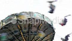 Amusement Park, Carnival, Carousel, Crowd, Ferris Wheel, Human, Lighting, Outdoors, Person, Theme Park, Transportation, Vehicle