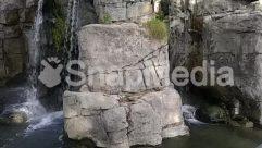 Building, Bunker, Cliff, Creek, Mountain, Nature, Ocean, Outdoors, Path, Plant, River, Rock, Sea, Slate, Stream, Water, Waterfall, Wilderness