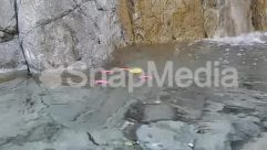Animal, Final Fantasy, Mountain, Mud, Nature, Oil Spill, Outdoors, Path, Pollution, Puddle, River, Road, Rock, Slate, Sport, Sports, Swimming, Tar, Water