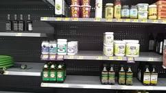 Supermarket,Shop,Shelf,Market,Grocery Store,empty shelves,coronavirus