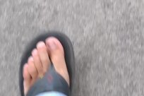 Walking, feet, Floor, Concrete, Footwear, sidewalk