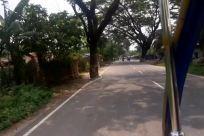 Street, Urban, Building, City, Road, Town, Vehicle, Bicycle, Bike, Asphalt, Tarmac, Plant, Vegetation, Wheel, Machine