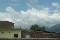 Weather, Scenery, Building, Landscape, Vegetation, Plant, Sky, Cloud, Panoramic, Cumulus, Housing, Urban, Land, Countryside, Rural