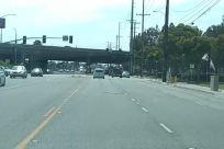 Road, Light, Traffic Light, Automobile, Car, Vehicle, Freeway, Highway, City, Metropolis, Urban, Building, Town, Street, Overpass
