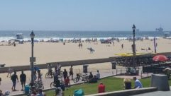 Water, Shoreline, Ocean, Sea, Chair, Furniture, Beach, Coast, Vehicle, Bike, Bicycle, Sand, Plant, Waterfront, Building