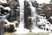 Water, River, Waterfall, Rock, Stream, Creek, Cliff, Plant, Rainforest