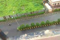 Flood, Plant, Vegetation, Water, Land, Building, Vehicle, Bridge, Landscape, Automobile, Car, Boat, Castle, Tree, Rainforest