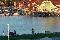 Water, Waterfront, Harbor, Port, Marina, Boat, Social distancing, mask