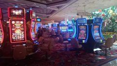 Game, Slot, Gambling, Furniture, Chair, Train, Vehicle, Screen, Electronics, Display, Monitor, Fire Truck, Truck, Lighting, Cell Phone
