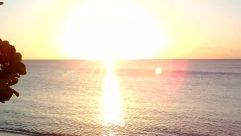 Flare, Light, Sky, Sun, Sunlight, Sunrise, Bonfire, Flame, Fire, Dusk, Dawn, Sunset, Red Sky, Water, Ocean