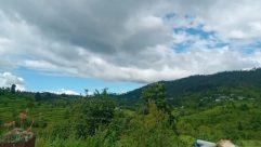 Weather, Plant, Vegetation, Countryside, Cloud, Sky, Cumulus, Grass, Hill, Land, Landscape, Road, Field, Mountain, Grassland